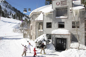 squaw valley ski valley ski in and out  hotels